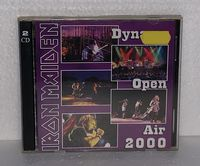 Iron Maiden: Dynamo Open Air 2000 - CD Album - 2 Discs - Unofficial